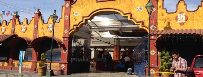 Mercado de Comida Típica El Alto is one of Para el desestrés en Puebla.