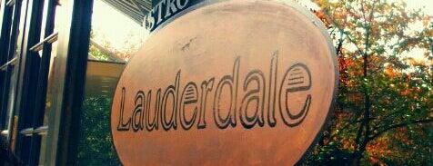 Lauderdale is one of Tokyo.