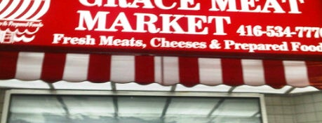 Grace Meat Market is one of Ethan's Liked Places.