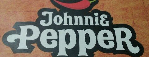 Johnnie Pepper is one of Para Comer e se Deliciar.