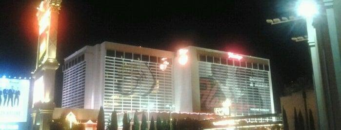 Flamingo Las Vegas Hotel & Casino is one of Vegas Death March.