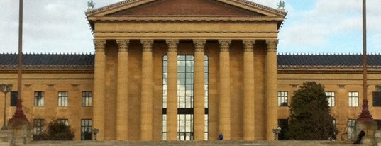 Philadelphia Museum of Art is one of Philly's Phinest Sightseeing Guide.