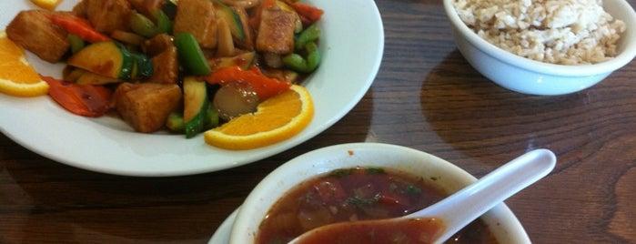 Zen Garden Vegetarian Restaurant is one of Good Food in Louisville.
