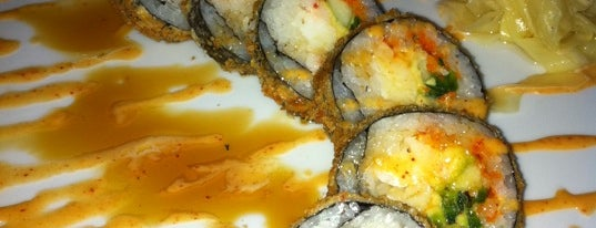 Tee-Jay Thai Sushi is one of Gayborhood #VisitUS.