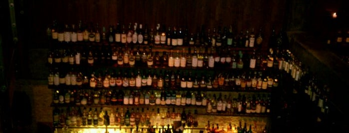 Nihon Whisky Lounge is one of SF Bars.