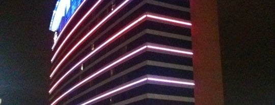 MotorCity Casino Hotel is one of 416 Tips on 4sqDay Challenge - Dwayne List 1.