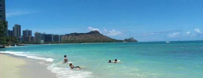 Kuhio Beach Park is one of Posti che sono piaciuti a Kyusang.