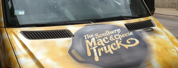The Southern Mac & Cheese Truck is one of Food Madness.