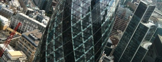SUSHISAMBA is one of Best of London.
