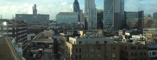 Globe Restaurant is one of Breathtaking Views of London.