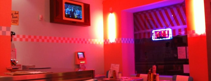 Peggy Sue's is one of Chamberi y alrededores.