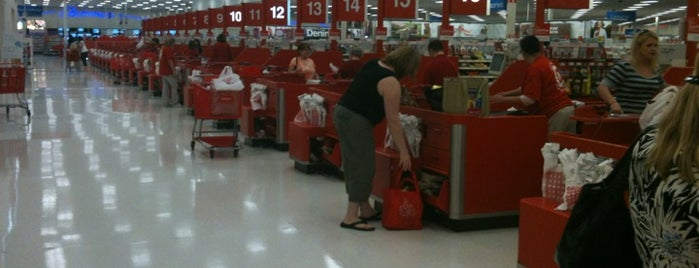 Super Target is one of Faith's Liked Places.