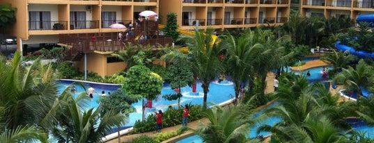 Gold Coast Morib Int. Resort is one of Yunusさんのお気に入りスポット.