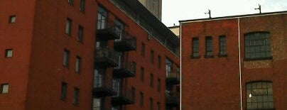 OXO Tower is one of St Martins Lane - Art/Tea.