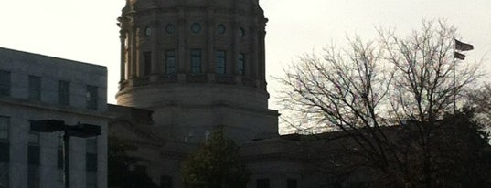 Georgia State Capitol is one of Atlanta History.