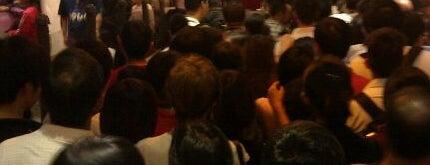 Peak Tram Lower Terminus is one of Hong Kong Experience.