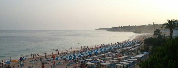 Praia de Armação de Pêra is one of Joao : понравившиеся места.