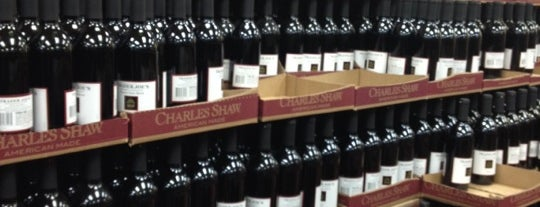 Trader Joe's Wine Shop is one of NYC to-dos.