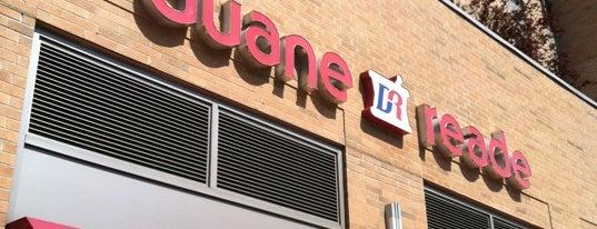 Duane Reade is one of สถานที่ที่ Dustin ถูกใจ.