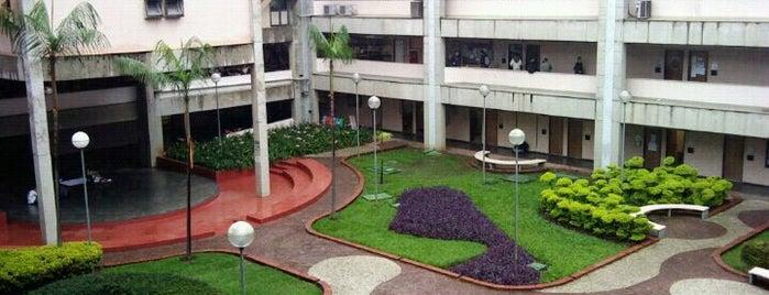 ICEx - Instituto de Ciências Exatas is one of Gerson 님이 좋아한 장소.