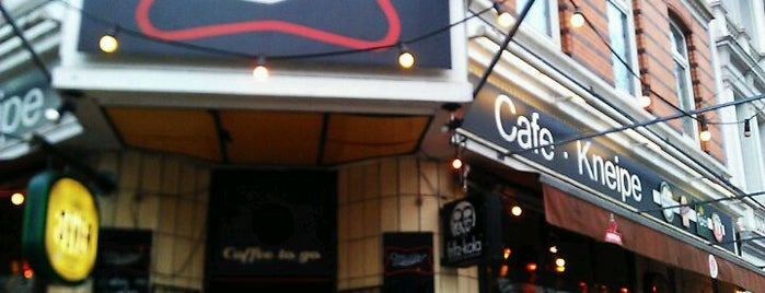 Cafe Miller is one of Vegan, veganfriendly & yummy in Hamburg.