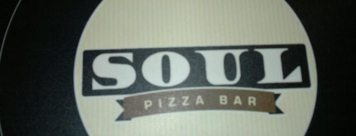 Soul Pizza Bar is one of Bares de Barão.