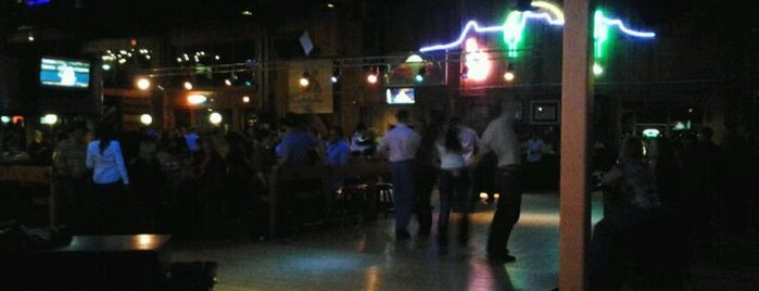 Stampede Mesquite Grill & Dance Emporium is one of Bars.