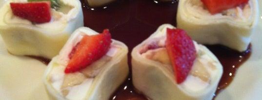 Две палочки is one of Sushi.