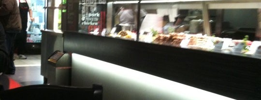 Pantazis BBQ & Grill is one of Andreas'ın Beğendiği Mekanlar.