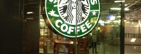 Starbucks is one of Marti'nin Beğendiği Mekanlar.