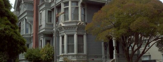 Haas-Lilienthal House is one of SF.