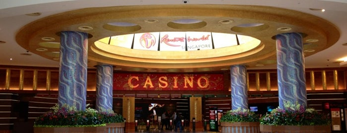 Resorts World Sentosa Casino is one of Singapore.