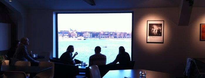Fotografiska is one of Stockholm City Guide.