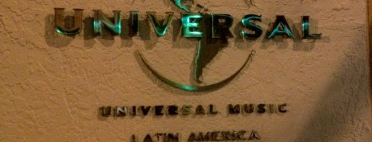 Universal Music Latin America is one of Locais curtidos por Marteeno.