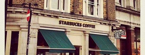 Starbucks is one of Lugares favoritos de Sasha.