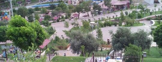 Muhsin Yazıcıoğlu Parkı is one of Agk : понравившиеся места.