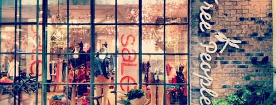 Free People is one of New York Adventure.