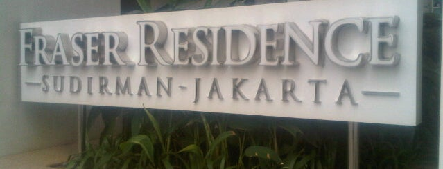 Fraser Residence Sudirman is one of Indonesia.