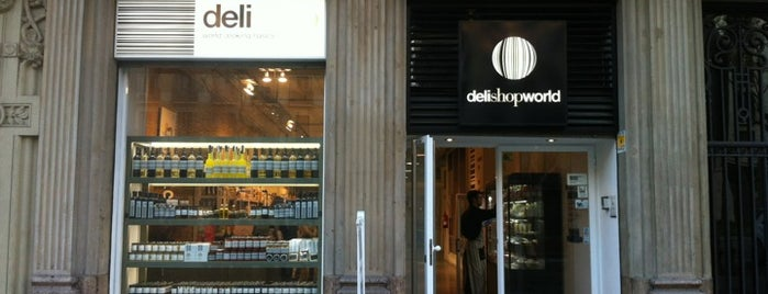 Delishop: The Cooking Space is one of Gourmet.