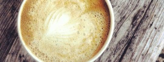 The Hackney Pearl is one of Hackney Coffee, yeah!.