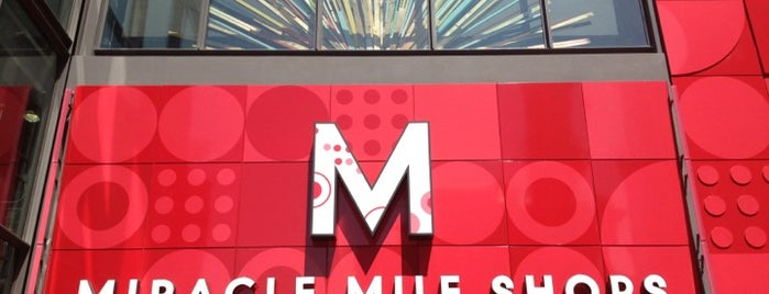 Miracle Mile Shops is one of Vegas.