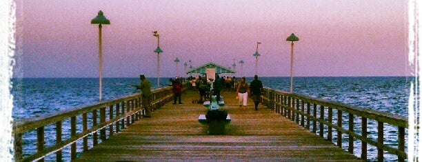 Commercial Boulevard Pier Beach is one of Top 10 spots in Fort Lauderdale, FL.