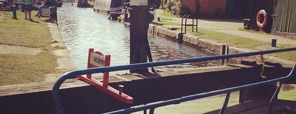 Papermill Lock is one of Posti che sono piaciuti a Alex.