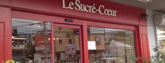 Le Sucre-Coeur is one of Kyoto.
