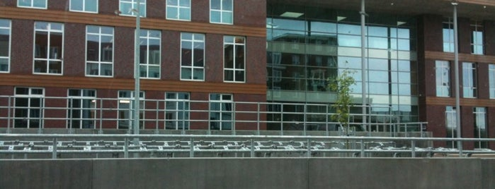 Arte College is one of Almere Poort.