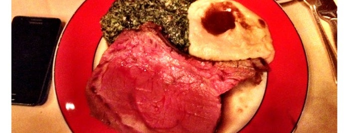 House of Prime Rib is one of Special.