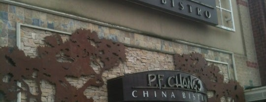 P.F. Chang's is one of Lugares favoritos de Fred.