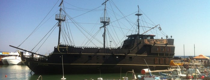 Black Pearl is one of Sunny Cyprus.