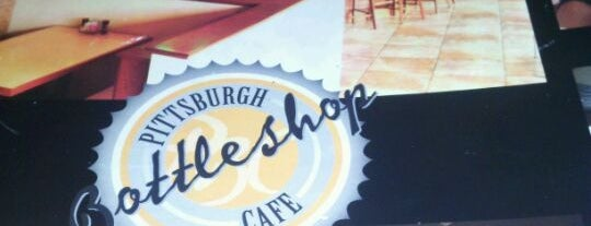 Pittsburgh Bottle Shop Cafe is one of Restaurants To Visit.