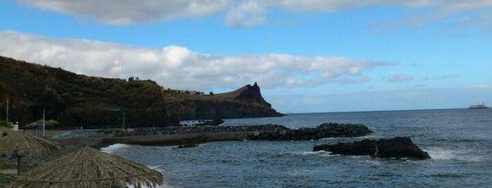 Promenade do Caniço de Baixo is one of Madeira.